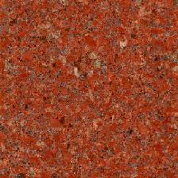 Đá Hoa cương - Đỏ Nhuộm
