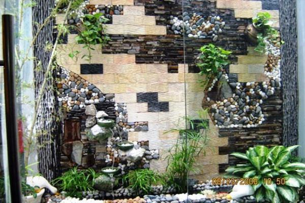 Đá Trang Trí vườn