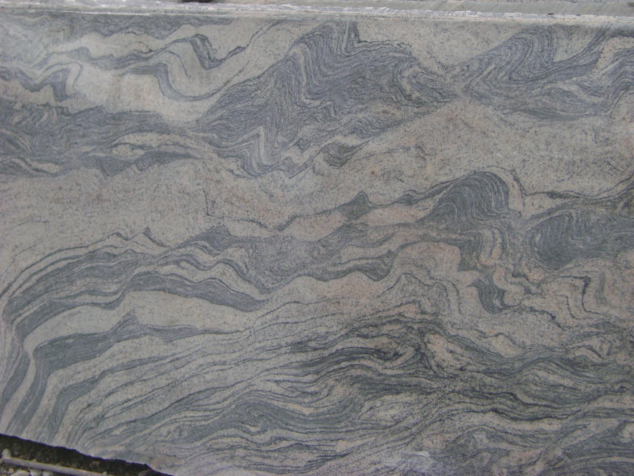 Đá Hoa Cương loang vằn nghệ thuật