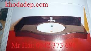 giới thiệu đá hoa cương ốp lavabo