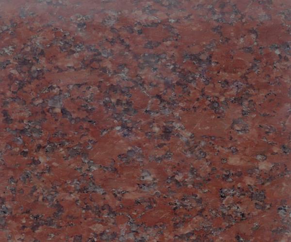 Đá hoa cương đỏ ấn độ bông lớn