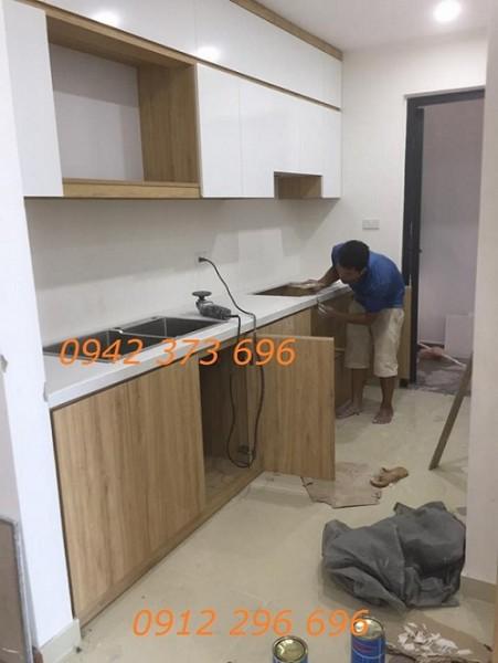 Thi Công Đá Ốp Bếp Uy Tín Tại Hà Nội